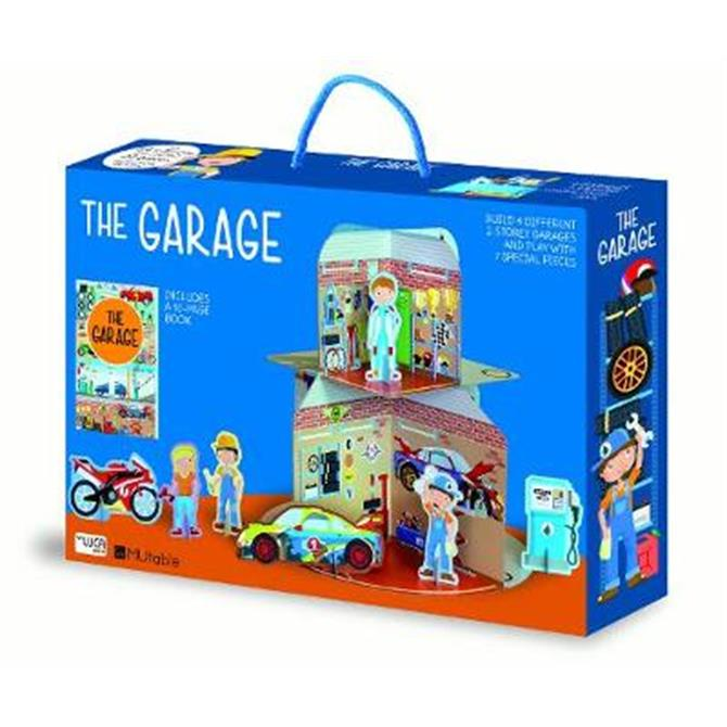 The Garage (Hardback) - Valentina Bonaguro