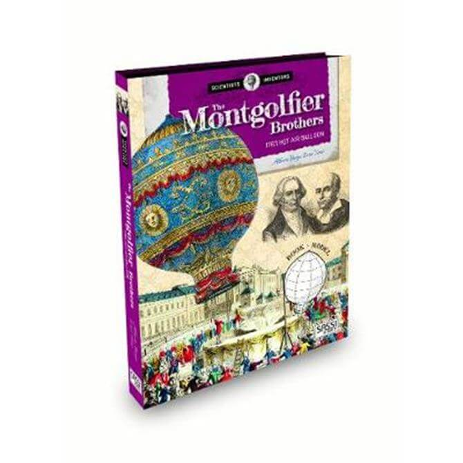 The Montgolfier Brothers (Hardback) - Ester Tome