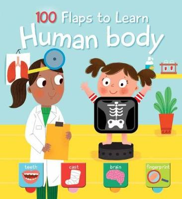 An image of 100 Flaps to Learn (Hardback)