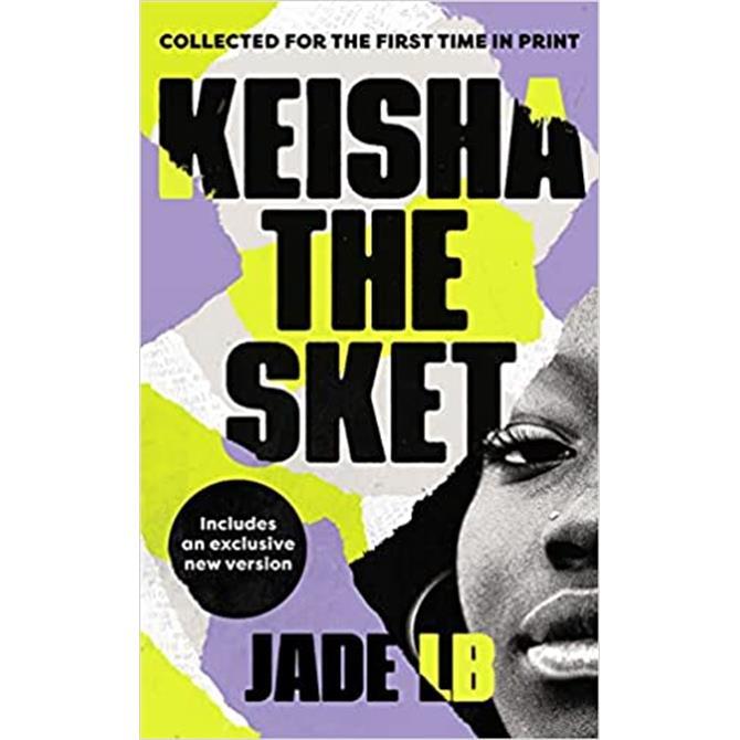 Keisha The Sket by Jade LB (Hardback) PRE-ORDER