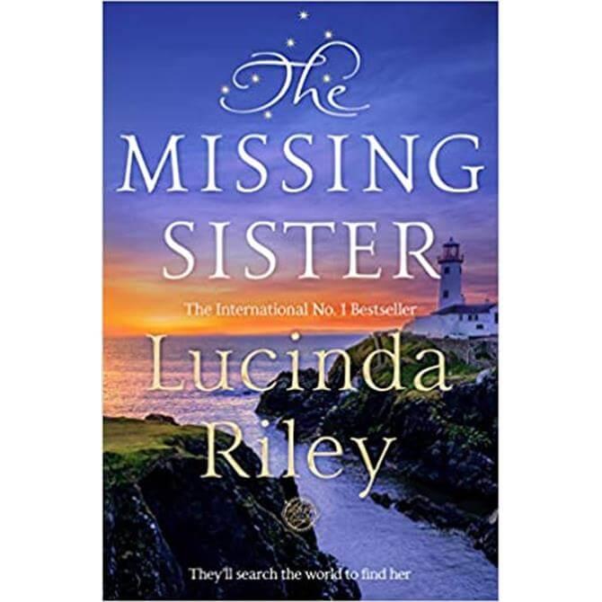 The Missing Sister By Lucinda Riley (Hardback) SIGNED