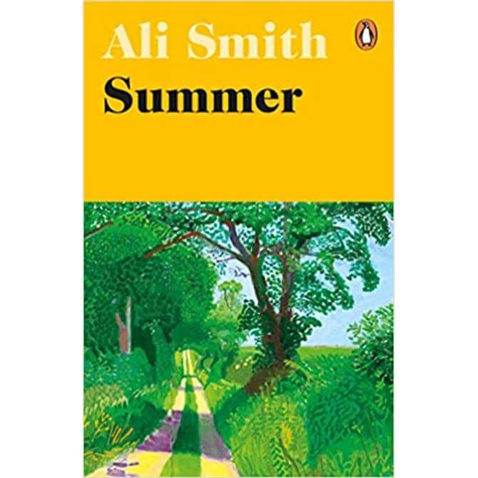 Summer by Ali Smith (Paperback) SIGNED