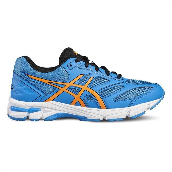 Asics Gel-Pulse 8 Junior Running Shoes- Blue