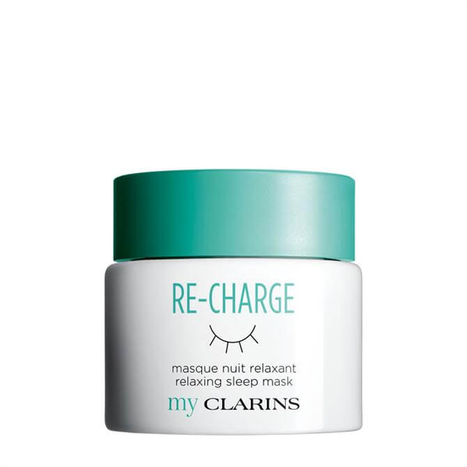 Clarins My Clarins RE-CHARGE Relaxing Sleep Mask All Skin Types