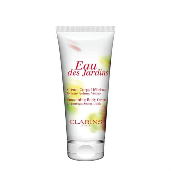 Clarins Eau des Jardins Smoothing Body Cream 200ml