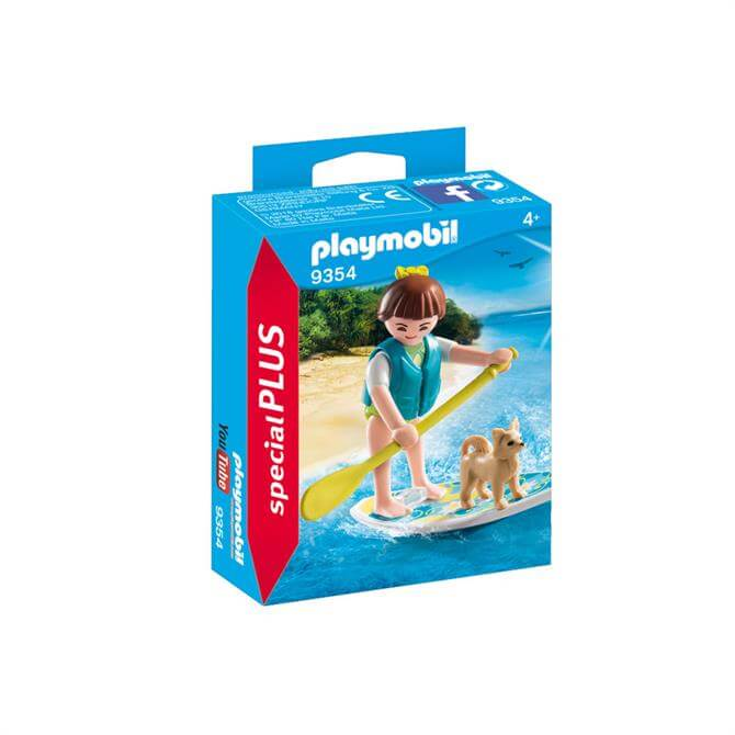 Playmobil Paddleboarder 9354