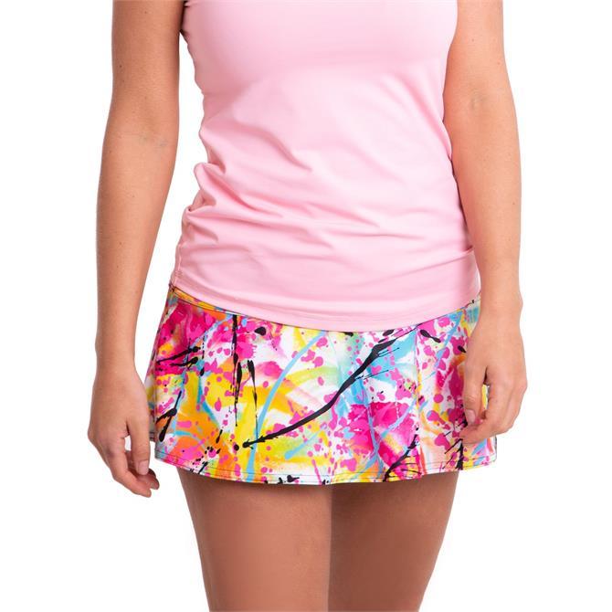 Toodle Doodles Paint Burst Tennis Skirt