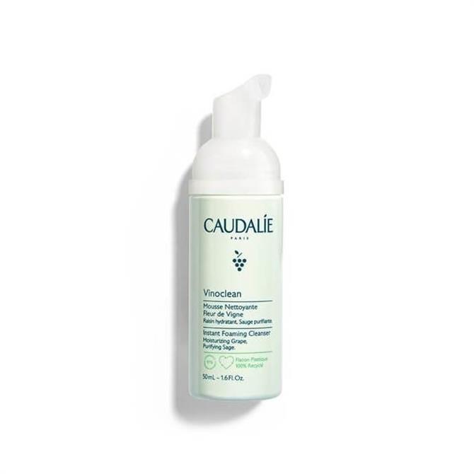 Caudalie Vinoclean Cleansing Foaming Cleanser 50ml
