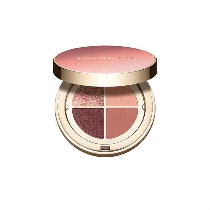 Clarins Ombre 4 Colour Eyeshadow Palette