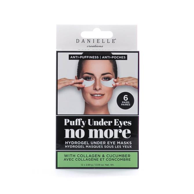 Danielle Under Eye Patches - 6 Pack