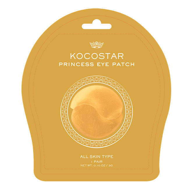Kocostar Princess Under Eye Patch- Single Pair