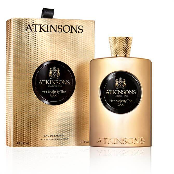 Atkinsons Her Majesty The Oud Eau De Parfum Natural Spray 100ml