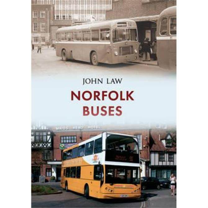 Norfolk Buses by John Law (Paperback)