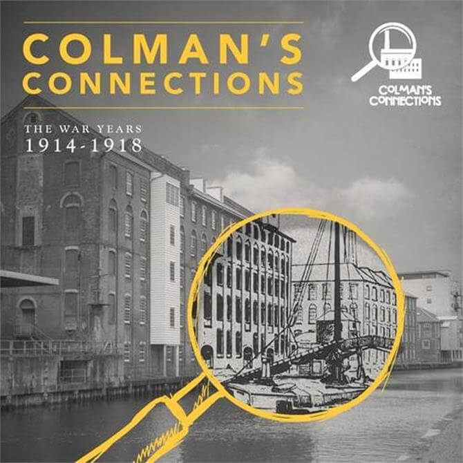 Colman's Connections - The War Years 1914-1918 (Paperback)