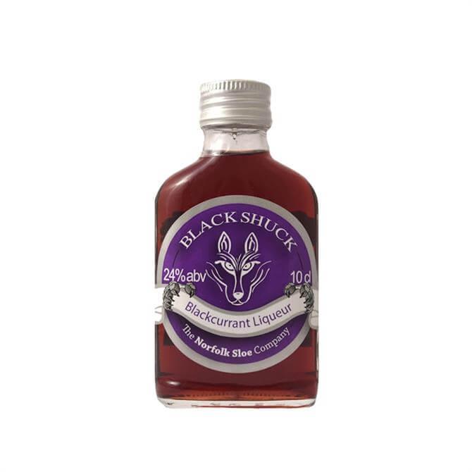 Black Shuck Blackcurrant Liqueur 10cl