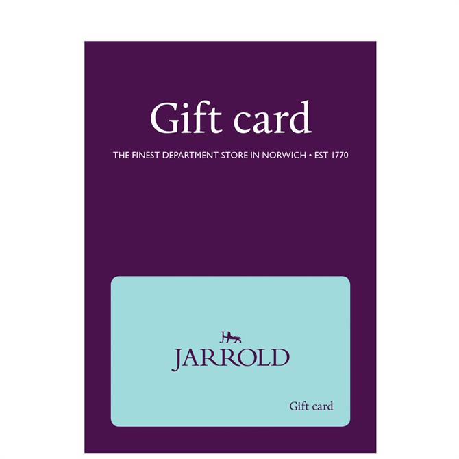 Jarrold 'The Finest Department Store' Gift Card