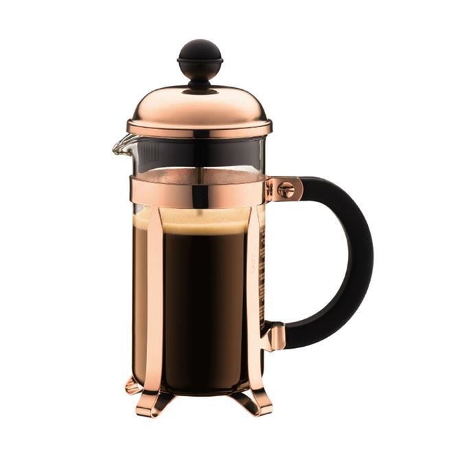 Bodum Chambord Copper Cafetiere