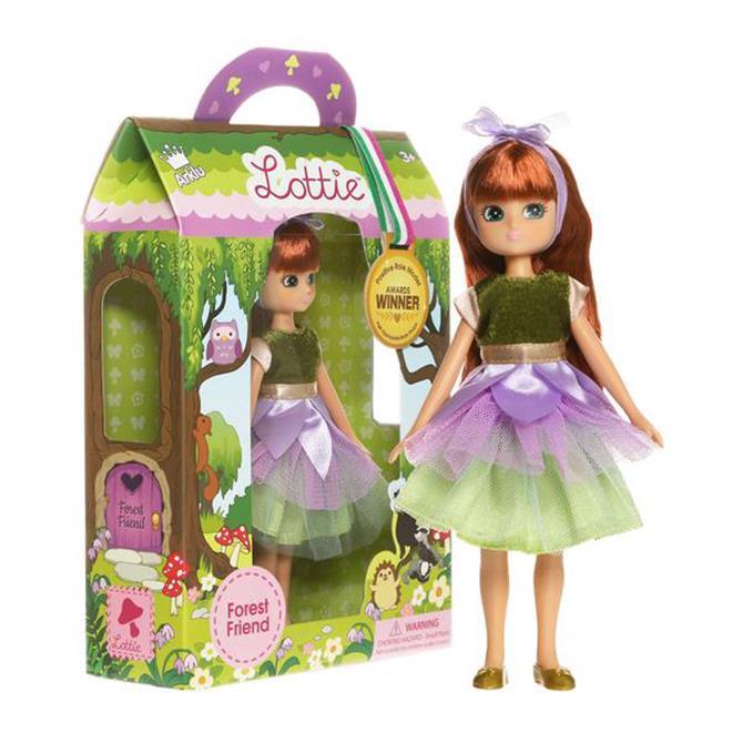 Lottie Forest Friend Doll
