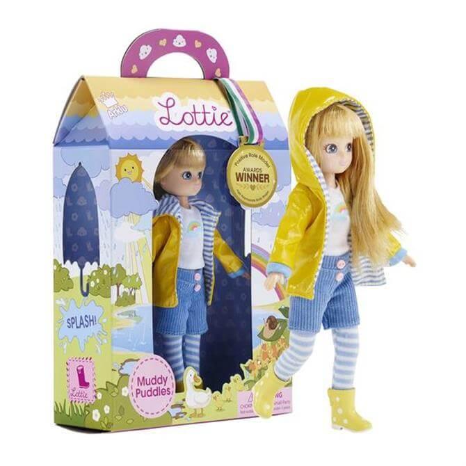 Lottie Muddy Puddles Doll