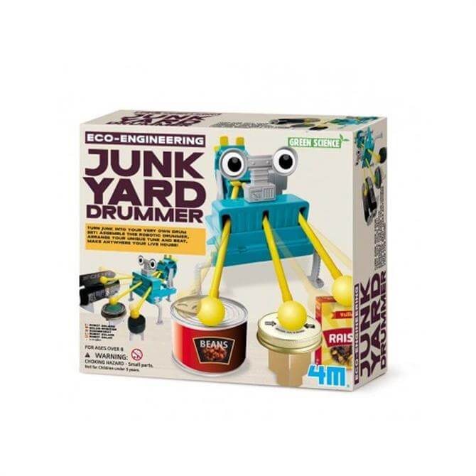 Great Gizmos Junkyard Drummer Science Set