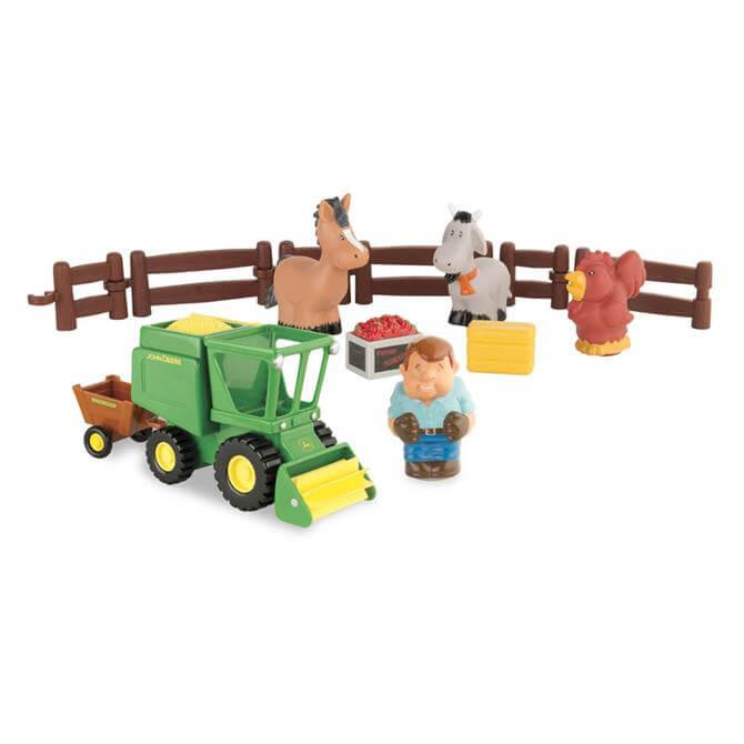 Tomy 1st Farm Harvest Time Playset