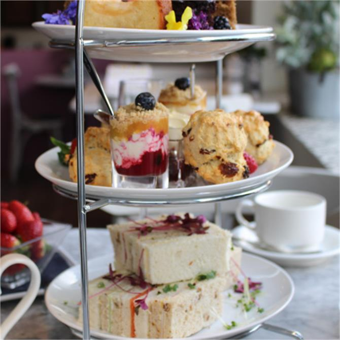 Jarrold Afternoon Tea Voucher