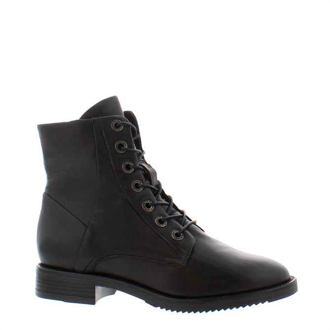 Carl Scarpa Arizona Black Ankle Boots