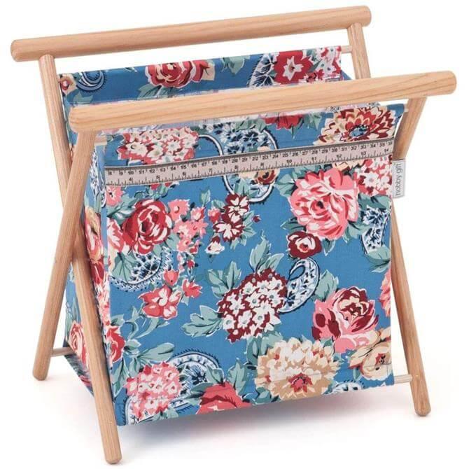 Groves Knit Sewing Bag - Kashmir Rose