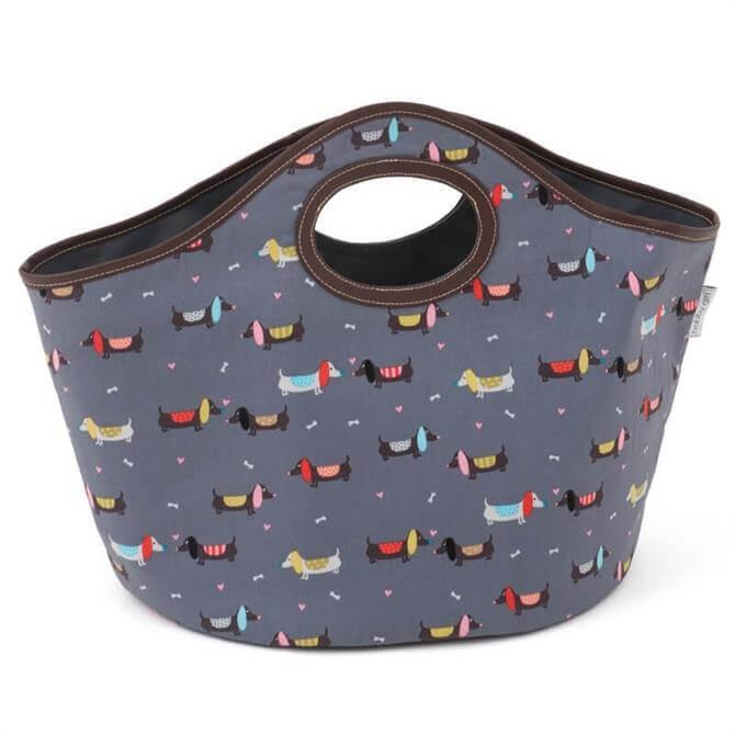 Groves Craft Tote Bag - Dachshund