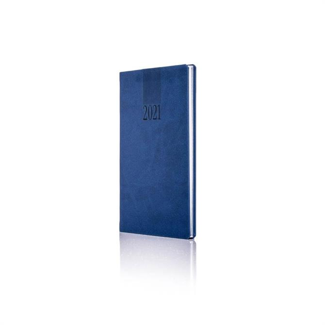 Castelli 2021 Tucson Pocket Diary - Week to View - White Pages