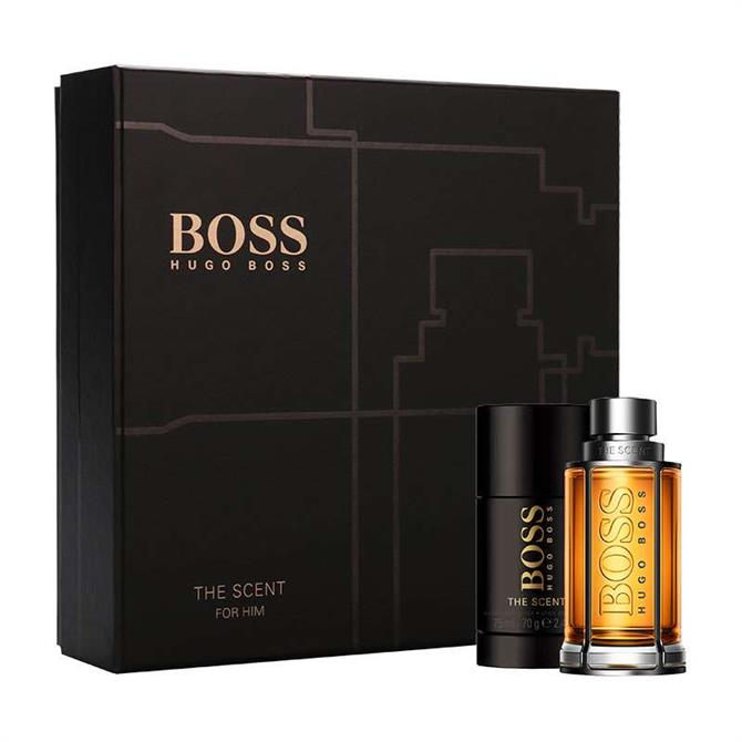 Hugo Boss The Scent EDT and Deodorant Stick Gift Set
