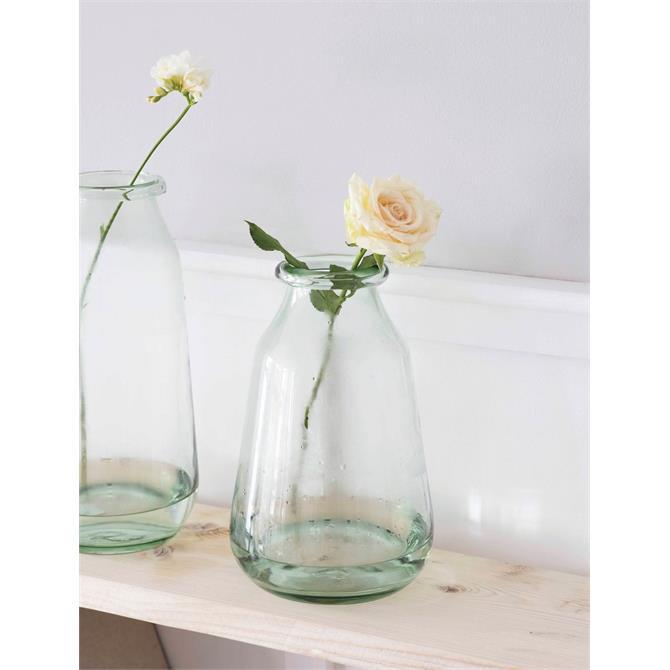 Garden Didbrook Recycled Glass Vase Medium