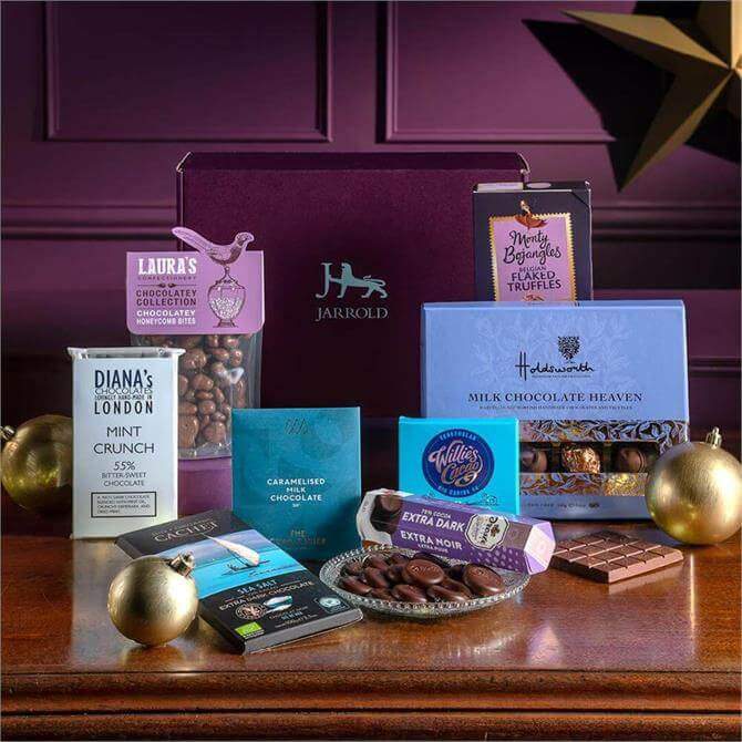 Jarrold Chocolate Heaven Hamper