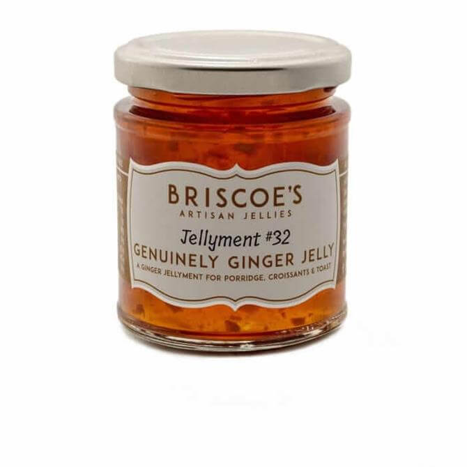 Briscoes Genuinely Ginger Jelly 130G