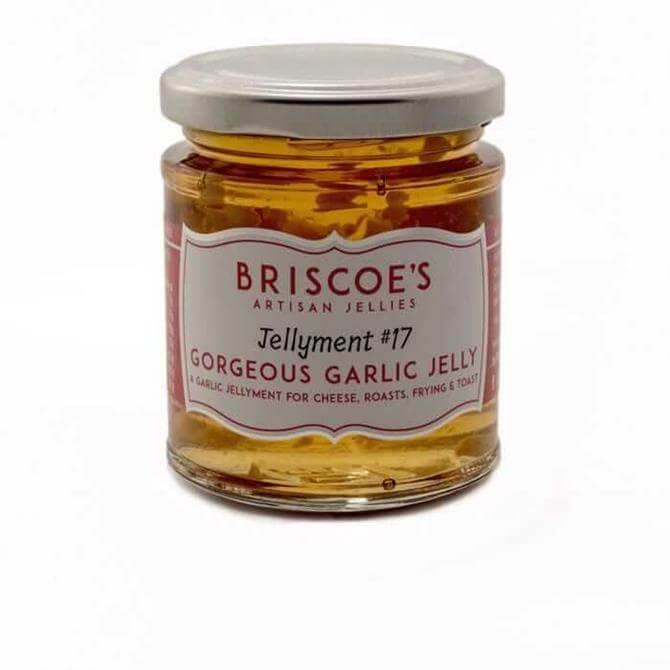 Briscoes Gorgeous Garlic Jelly 130g