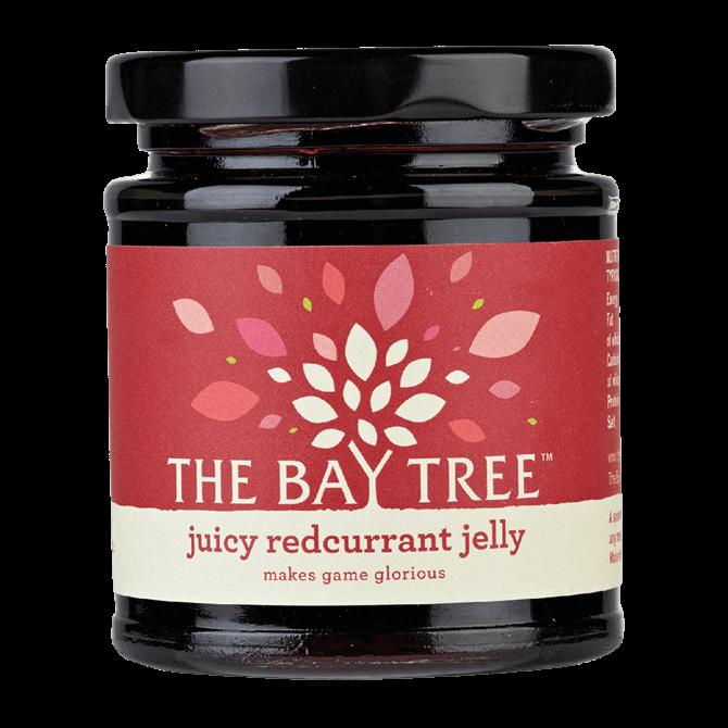 The Bay Tree Juicy Redcurrant Jelly 227g