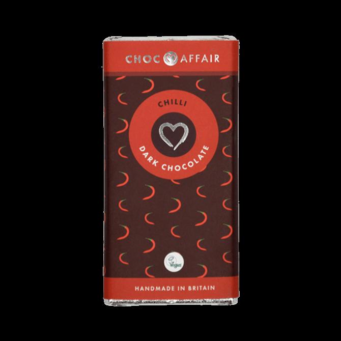 Choc Affair Chilli Dark Chocolate Bar