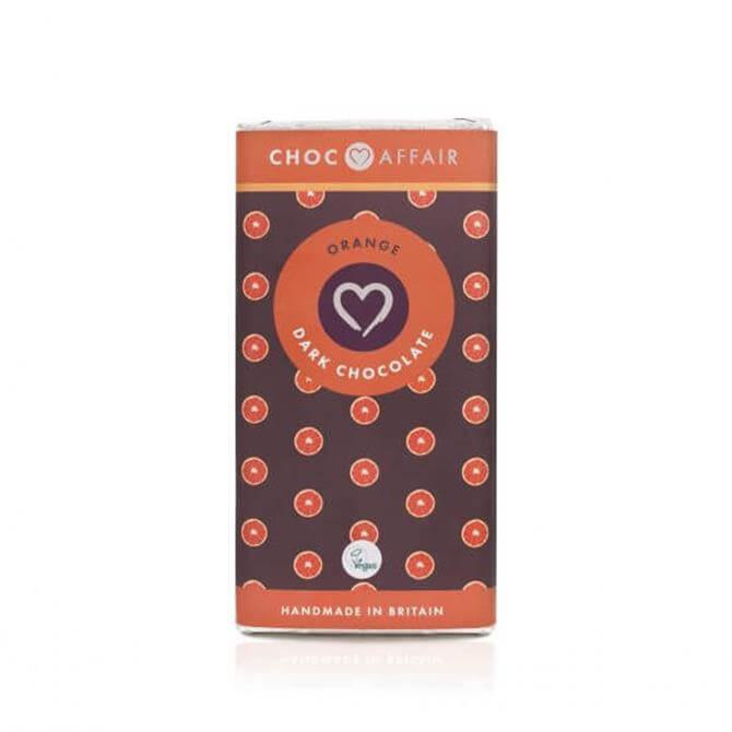 Choc Affair Orange Dark Chocolate Bar