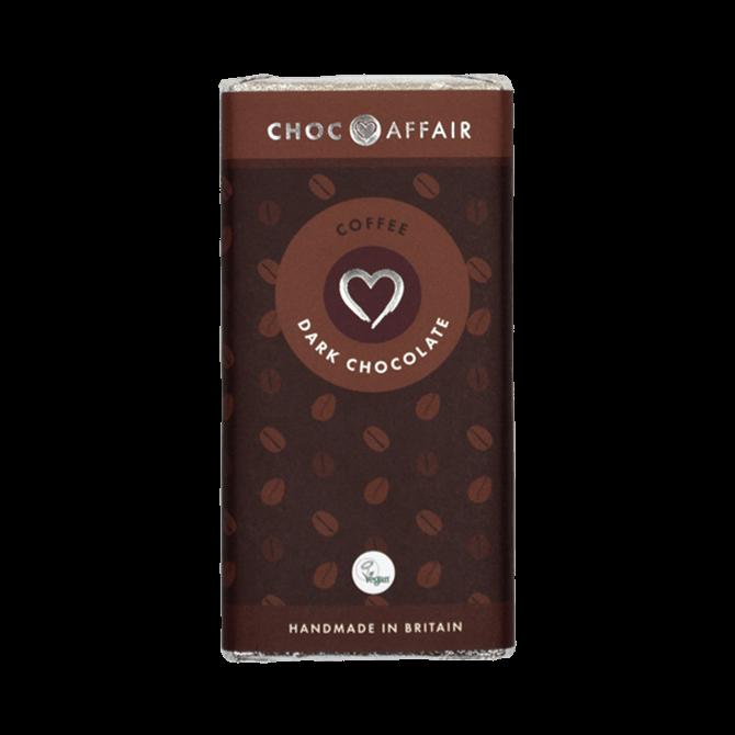 Choc Affair Coffee Dark Chocolate Bar