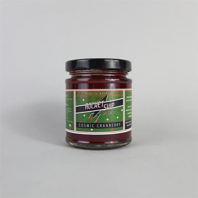 Rocketship Cosmic Cranberry 180ml
