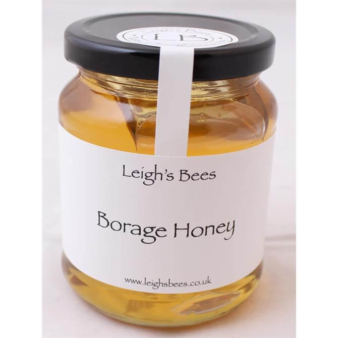 Leigh's Bees Borage Honey 454g
