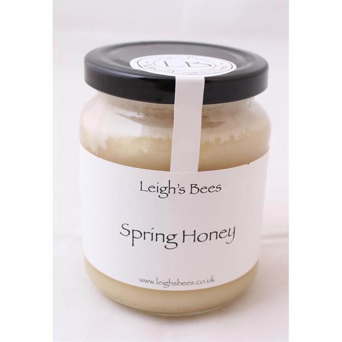 Leigh's Bees Spring Honey 454g