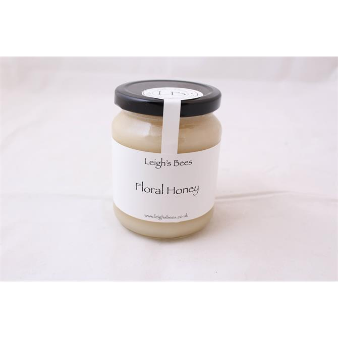 Leigh's Bees Floral Honey 454g