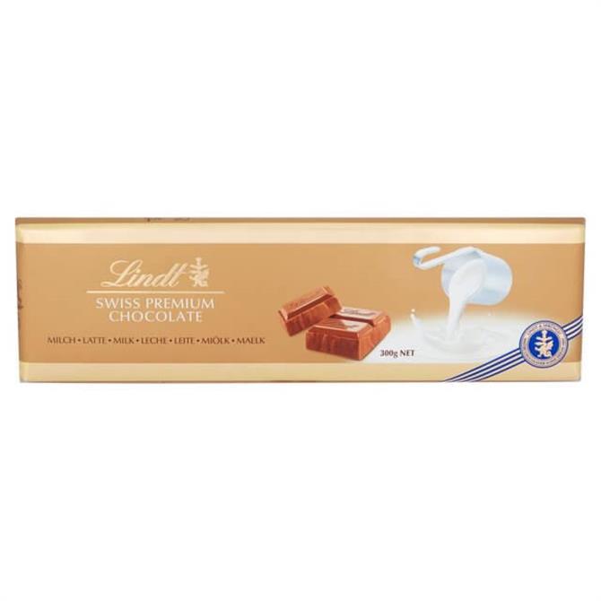 Lindt Gold Milk Bar 300g