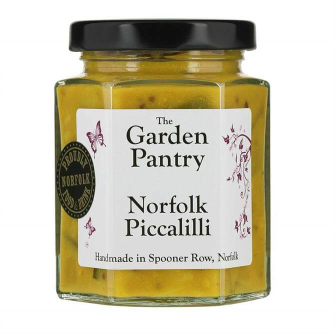The Garden Pantry Norfolk Piccalilli 185g