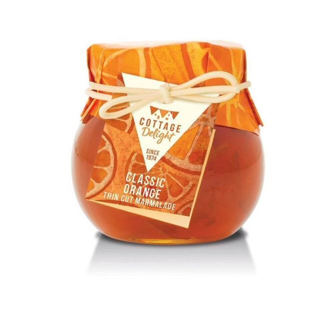 Cottage Delight's Classic Orange Thin Cut Marmalade 113g