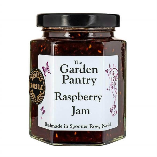 The Garden Pantry Raspberry jam 230g