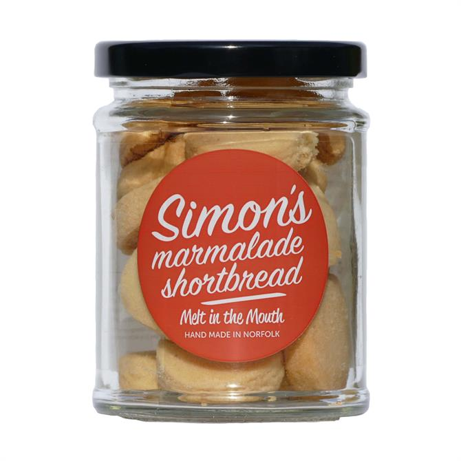 Simon's Marmelade Shortbread 90g