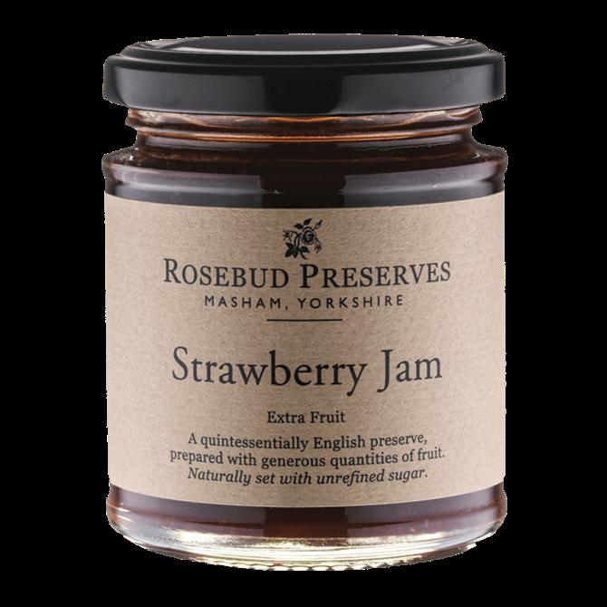 Rosebud Preserves Strawberry Jam 227g