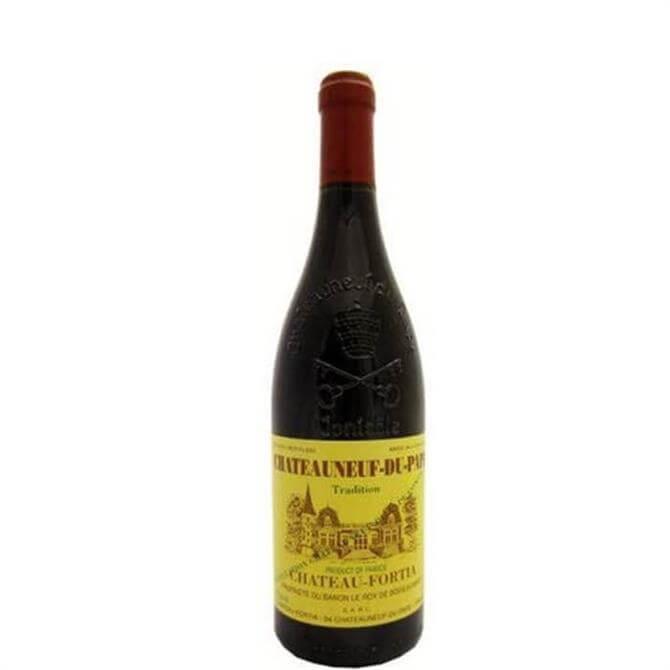 Châteauneuf-Du-Pape Rouge Château Fortia Tradition